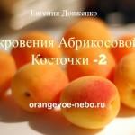 Откровения Абрикосовой Косточки -2