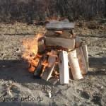 Как я ходила по горячим углям, или Герои по-камчатски