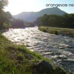 Река Карымшина и пещеры Горелого