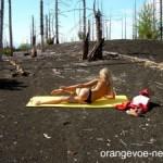 Толбачик. Незабываемая неделя на вулкане. Водопадная.