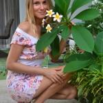 Валентина, фруктоежка и неутомимая путешественница :))